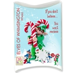 Z-NEW<br>Wheez<br>Personalized Elf Ornament