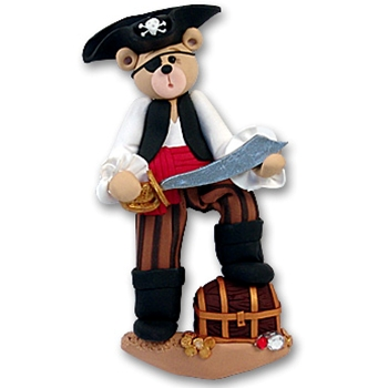 Pierre<br>The Belly Bear Pirate