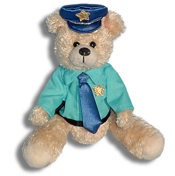 Belly Bear Buddy<br>Police Bear